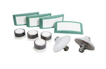 Buses et plaques de fluidification
